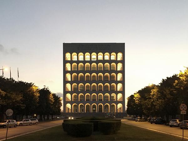 Copertina Colosseo Quadrato