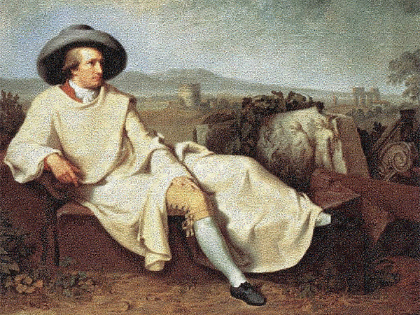 Copertina Goethe
