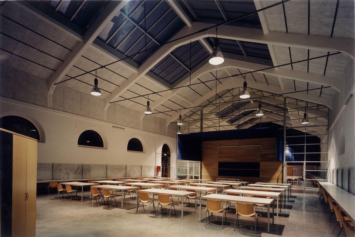 Insula ex mattatoio pad 7 for Elenco studi di architettura roma