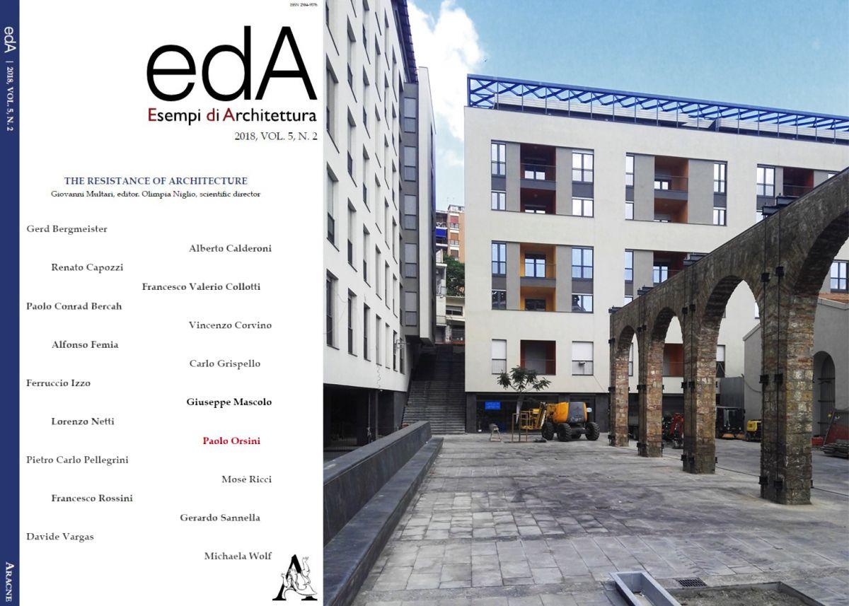 vol. 5, n. 2, 2010 di EdA, Esempi di Architettura